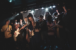 Soft Girls and Boys Club EP Launch Goes Off With a Blast!
