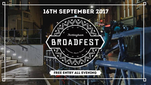 PHLEXX ARE PROUD TO ANNOUNCE WE ARE RUNNING A STAGE AT BROADFEST 2017