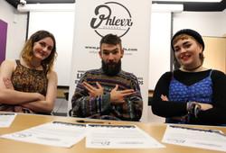 Phlexx crew
