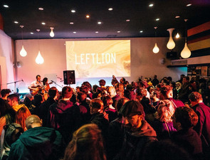 Hockley Hustle 2019 took over Nottingham's Creative Quarter