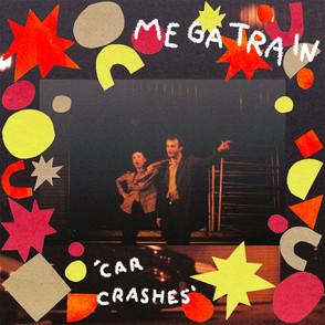 Megatrain 'Car Crashes' Review by Rachael Halaburda.