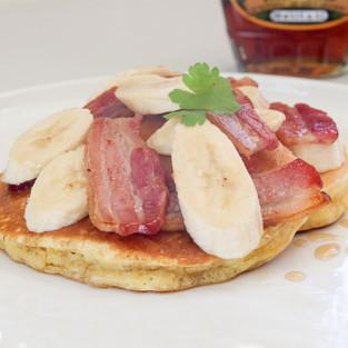 Homemade Flips Pancakes
