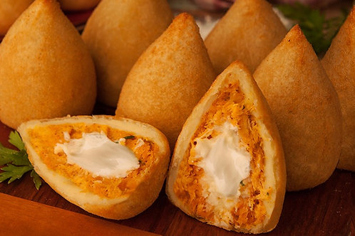 Chicken pears with special cheese (Frozen)