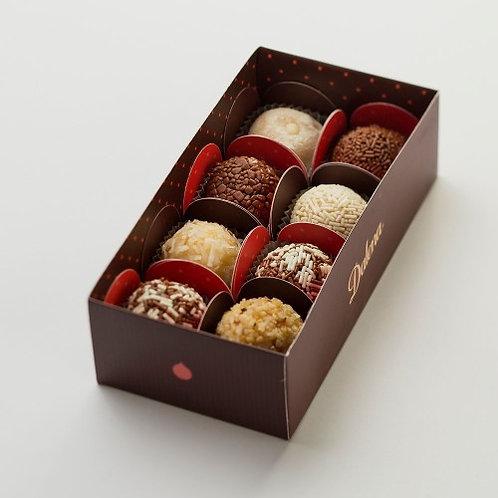 Chocobox anti-stress 8 pieces