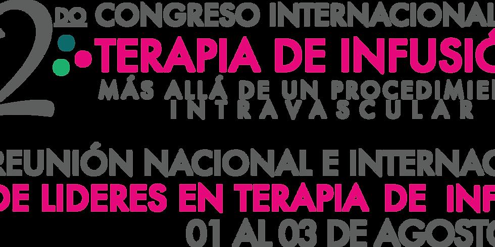 2DO. CONGRESO INTERNACIONAL DE INFUSIÓN 2018
