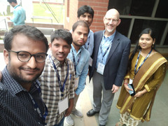 3rd International workshop on HIGH ENTROPY MATERIALS (IWHEM), IIT Kanpur, India. (7-8 March, 2020).