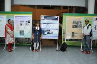 G. Ramya Sree, Akanksha Dwivedi, Abhijit @ High-entropy Materials Workshop, IIT Madras, 2015
