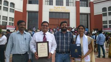 Chancellor Award-2015