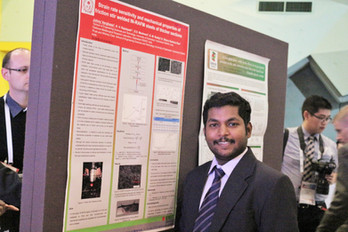 Poster presented at RMIT Australia by Ph.D. Scholar