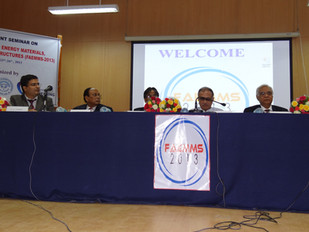 Indo-UK Joint Seminar on Energy Materials, 2013