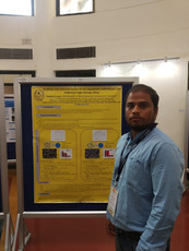 Poster presented at IWHEM 2020 by Ph.D. Scholar