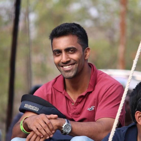 Abhijith A, Ph.D.