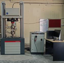 High cycle fatigue machine