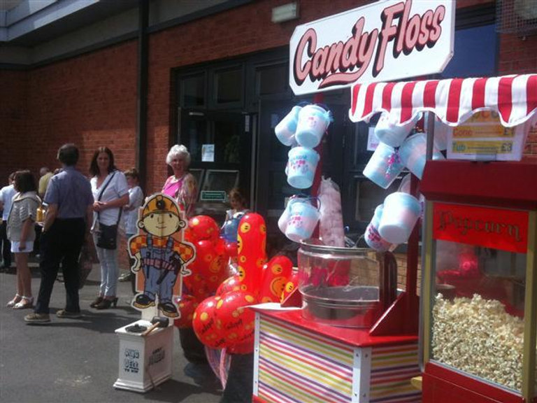 Candy Floss Events | Fundraising Event