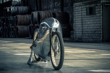 1929 J.D. Harley Davidson - the Johnson Rocket