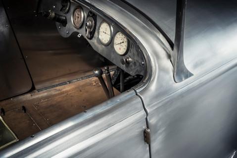 Rolland Pilain - Kompletter Karosserie Neubau - Aluminium inkl. Eschenholzramen