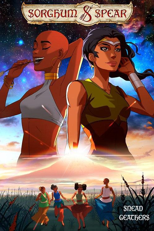 Sorghum & Spear: Simadan - Prequel Comic Book