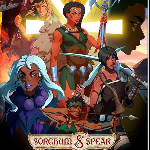 Sorghum & Spear: Ways of the Eternal Realm (Digital download)