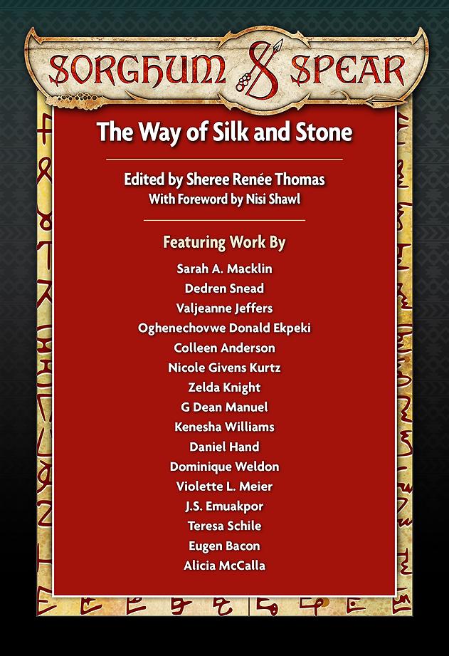 Sorghum & Spear Anthology - Contributor