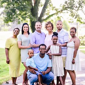 Chaka Clay & Family