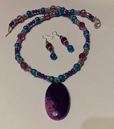 Fantasy necklace set