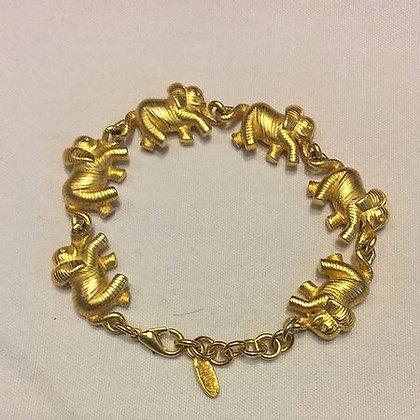 Women's Elephant Bracelet