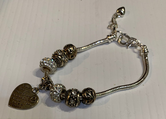 """I Love you"" Bracelet"