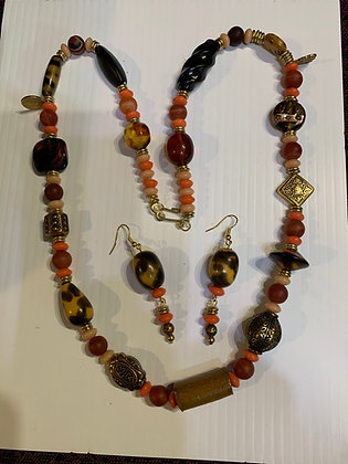 """""""Repurposed to Work"""" Necklace Set"""