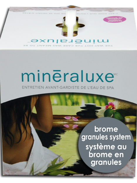 Mineraluxe Kit de 3 mois  Brome en Granules