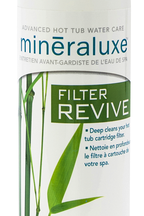 Mineraluxe Filter Revive