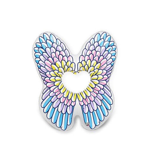 Flotteur gonflable aux ailes d'ange géantes