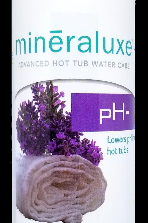 Mineraluxe pH- 950g