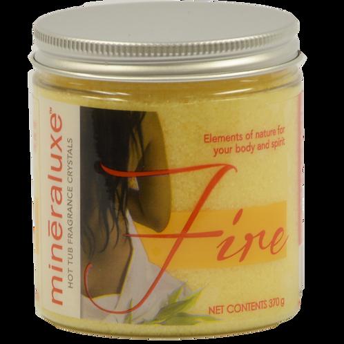 Mineraluxe -  Cristaux parfumés pour le spa