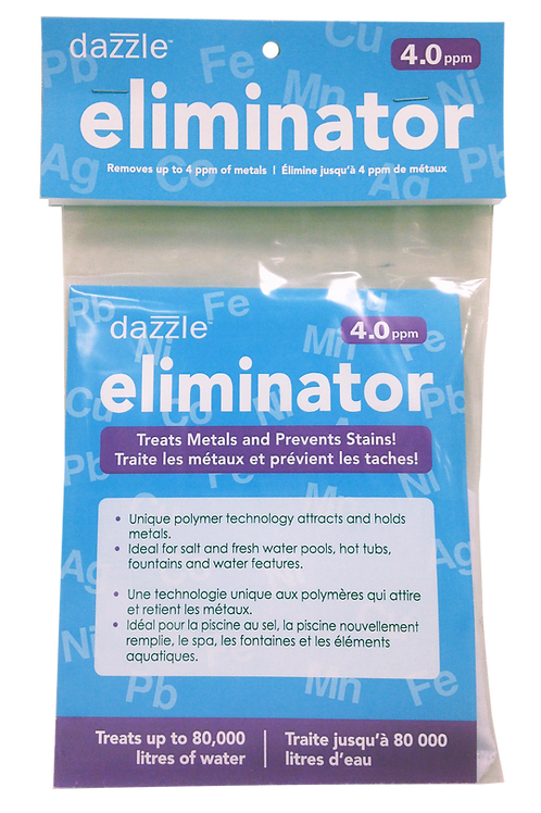 Dazzle - Eliminator 4.0ppm