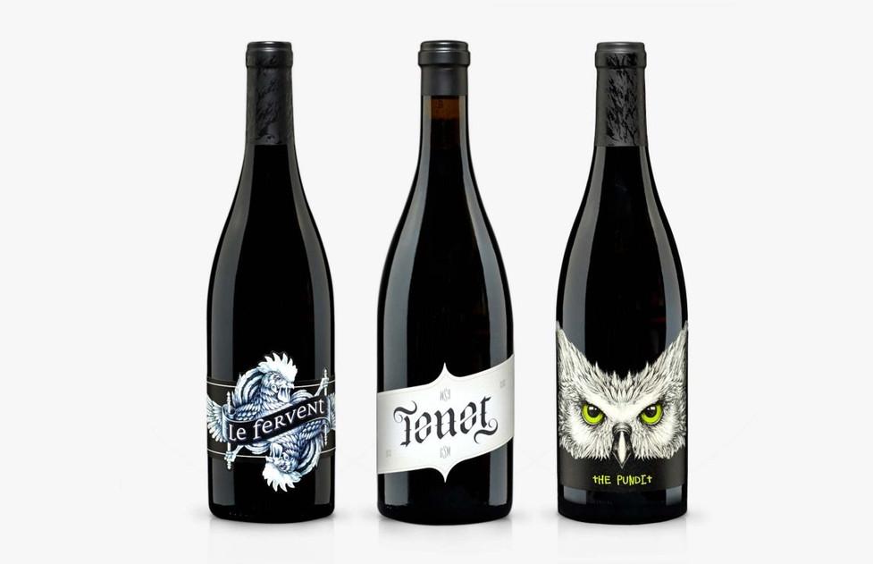 Ste Michelle: Tenet wine family