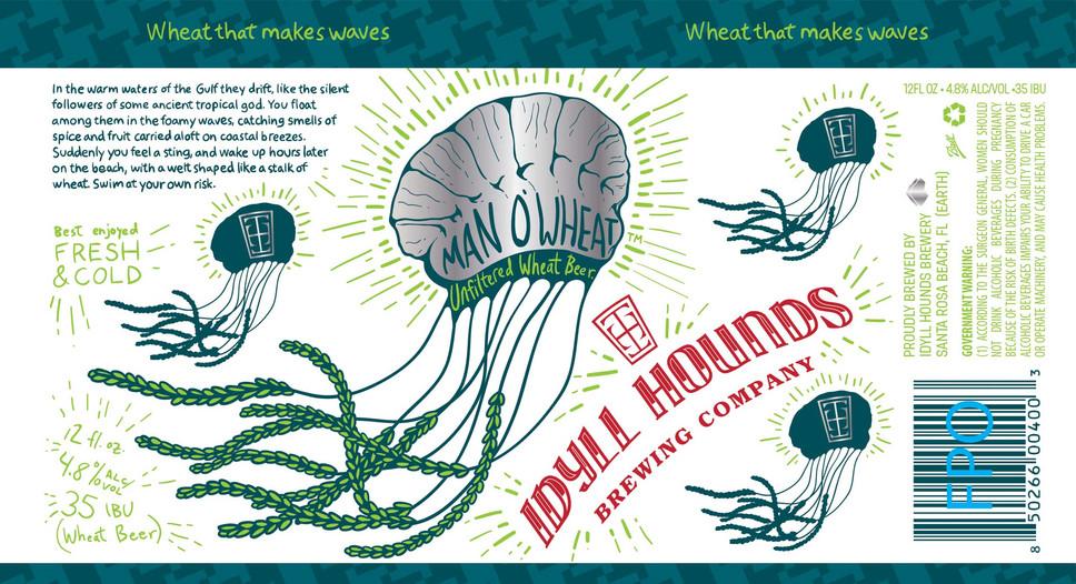 Idyll Hounds: Man O' Wheat