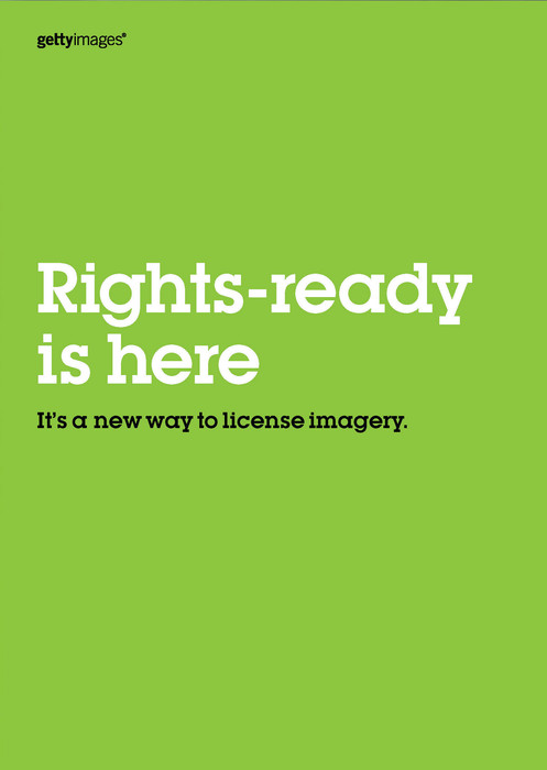 Getty Images Rights Ready licensing model