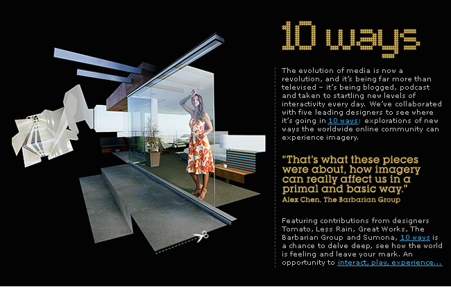 10 ways promotion