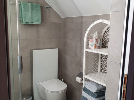 Rénovation d'une salle de douche à Saint-Légier-La Chiésaz