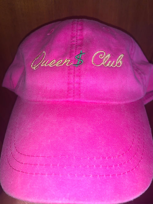 Signature Queen$ Club hat