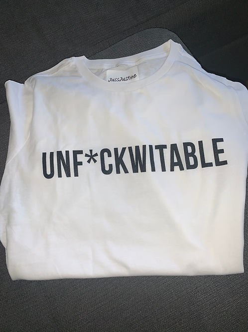UNF*CKWITABLE TEE