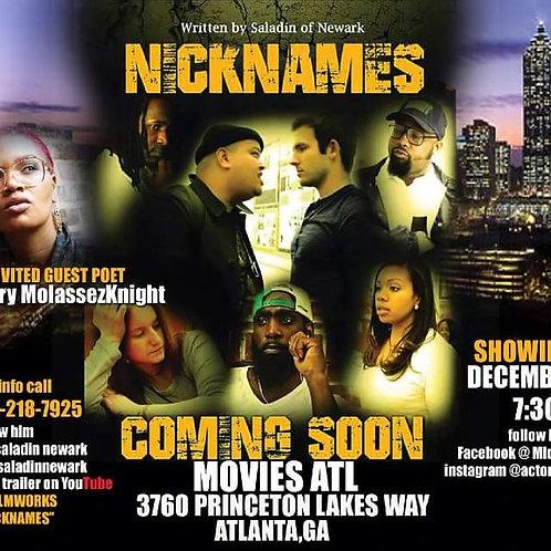 Movie: Nicknames
