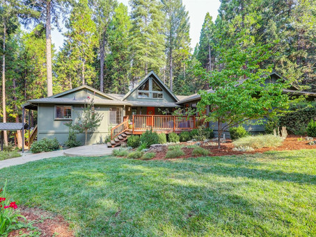 Just SOLD! 13848 Lava Dome Way, Nevada City $820,000