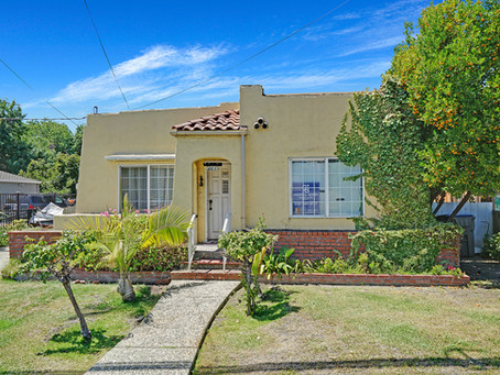 Just Listed in San Jose ~ $750,000