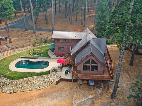 Just SOLD! 13162 Timberline Court, Nevada City $730,000