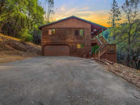 Just SOLD 16454 Judith Court, Grass Valley $415,000