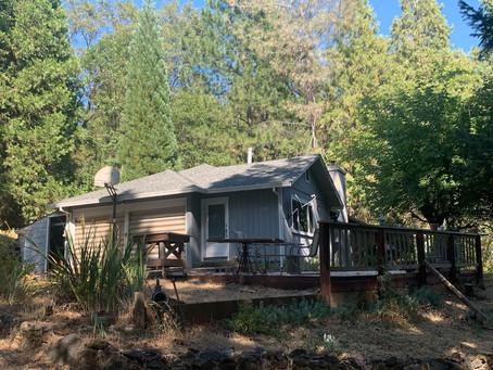 Just SOLD! 14168 Colfax Highway, Grass Valley $245,000
