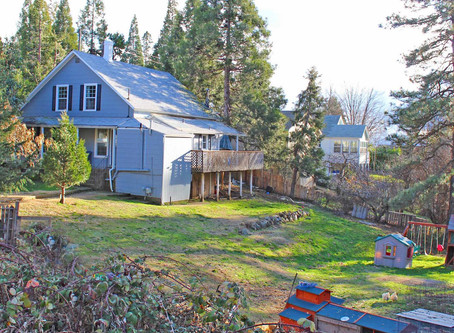 Pending in one week with multiple offers!   138 Appleton Street, Grass Valley $439,000