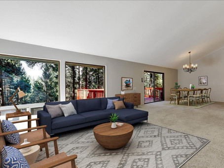 Just Listed! 11884 Red Dog, Nevada City $599,000
