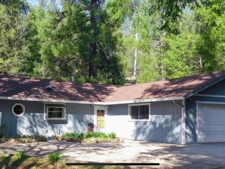 Just SOLD! 12001 Pine Cone, Grass Valley $470,000